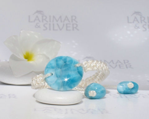 "SOLD,OUT,-,Larimar,bracelet,by,Larimarandsilver,,Energy,7,,navy,blue,round,,turtleback,,healing,macrame,adjustable,6.5,to,8.5"",Jewelry,Bracelet,Larimar_stone,larimar_pebble,Larimar_macramé,healing_Larimar,Reiki_bracelet,Reiki_Larimar,healing_bracelet,macramé_bracelet,Atlantis_stone,dolphin_stone,Navy_blue_stone,turtleback_larimar,aka Pectolite,aka Atlantis stone,a"