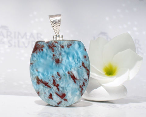 SOLD,OUT,-,Larimarandsilver,pendant,,Lava,in,the,Sea,2,burgundy,blue,Larimar,drop,,red,turquoise,,Larimar,,unisex,,handmade,pendant,Jewelry,Necklace,Larimar_pendant,lava_pendant,larimar_drop,larimar_for_men,red_blue_larimar,surf_pendant,atlantis_stone,volcano_lava,red_turquoise,unisex_larimar,burgundy_blue,larimar_for_him,red_sea,925 sterling silver,aka Pectolite,aka Atlantis