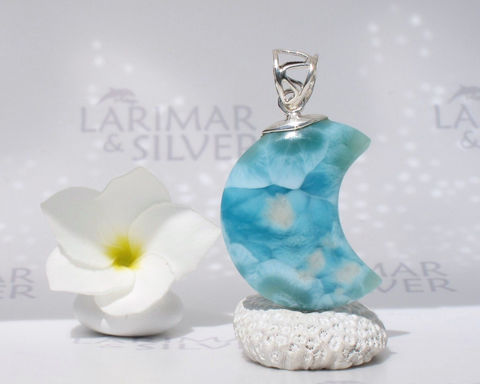 SOLD,OUT,-,Larimarandsilver,pendant,,Nympheas,in,the,Moon,Monet,painting,lookalike,Larimar,moon,,blue,peacock,blue,,handcrafted,pendant,Jewelry,Necklace,Larimar_stone,larimar_moon,blue_moon,blue_crescent,turtleback,sea_blue,Caribbean_blue,larimar_pendant,Larimar_crescent,moon_pendant,Larimar stone,larimar moon,blue moon,blue crescent,sea blue,Cari