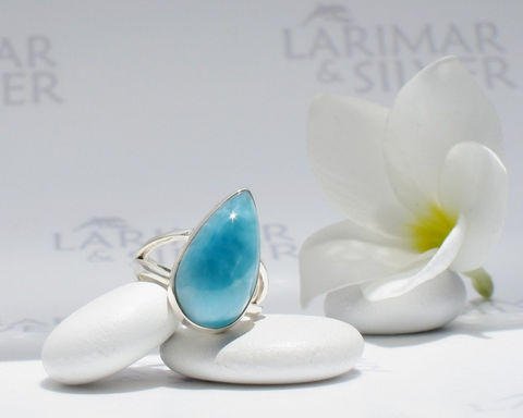 SOLD,OUT,-,Larimarandsilver,ring,size,6,,The,Abyss,of,my,Dreams,iridescent,sea,blue,Larimar,pear,ring,,deep,peacock,,handmade,larimar,Jewelry,Ring,larimar_drop_ring,teardrop_larimar,siren_ring,pear_larimar,bohemian_blue,larimar_jewelry,mermaid_ring,Dolphin_stone,volcanic_blue,midnight_swims,peacock_blue_ring,sapphire_blue,deep_blue_ring,925 sterling silver,aka Pectolite,aka Atla