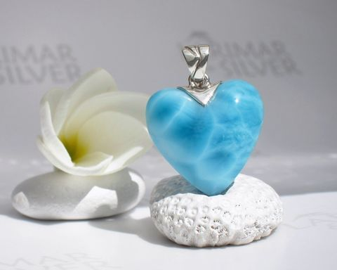 SOLD,OUT,-,Turtleback,Larimar,heart,pendant,I,Love,Midnight,Swims,Larimar stone, heart stone, larimar heart, blue heart, aaa larimar, ocean heart, peacock heart, electric blue heart, navy blue heart, volcanic blue heart, blue pectolite heart, Atlantis heart, deep blue heart, love stone, blue love, goddess of love, sea o