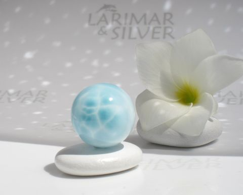 "SOLD,OUT,-,Larimar,sphere,Atlantis,Marble,2,diameter,22mm,or,7/8"",Larimar stone, Larimar sphere, larimar ball, larimar marble, crystal ball, aqua teal sphere, turtleback, AAA Larimar, Reiki Larimar, Atlantis stone, fifth chakra larimar, aqua sphere, jade blue sphere, best larimar, larimarandsilver supply, blue pectolite"