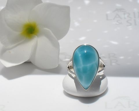 SOLD,OUT,-,AAA,Larimar,ring,size,7.75,Sea,Turtle,Queen,Larimar ring, Larimar drop ring, larimar pear ring, larimar stone ring, teal ring, AAA Larimar ring, Larimar silver ring, green emerald ring, sea green pear, jade green ring, deep teal pear, Larimar jewelry, turtleback larimar