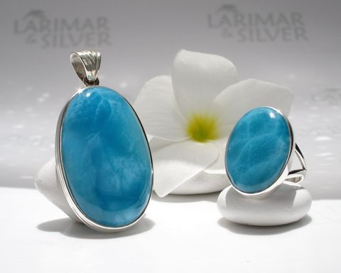SOLD,OUT,-,AAAA,Larimar,jewelry,set,Goddess,of,the,Abyss,–,Authentic,Dominican,Jewelry