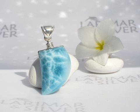 SOLD,OUT,-,Reversible,Larimar,claw,pendant,for,men,Atlantean,Prince,Authentic,Dominican,jewelry,Larimar stone pendant, Larimar pendant, Larimar jewelry, Larimar claw pendant, blue claw pendant, Larimar tusk, faceted Larimar, AAA Larimar, Dominican Larimar pendant, reversible Larimar pendant, turtleback, larimar for men