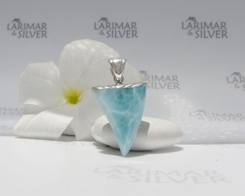 Larimar,pendant,925,silver,-,Dragon,Spirit,jewelry,for,men,Larimar stone pendant, Larimar pendant, Larimar jewelry, Larimar triangle pendant, crystal dragon pendant, fine larimar jewelry, Larimar men pendant, jade dragon, Dominican Larimar pendant, crystal triangle pendant, water element