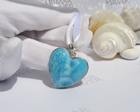 AAA,Larimar,heart,pendant,by,Larimarandsilver,-,Sea,of,Turquoise,Love,JP050,Larimar pendant, Larimar jewelry, larimar heart pendant, heart pendant, larimar heart, sea of love, AAA Larimar, blue heart, Venus heart, mermaid heart, Aphrodite pendant, azure blue heart, turquoise heart pendant, Swiss blue heart, blue pectolite