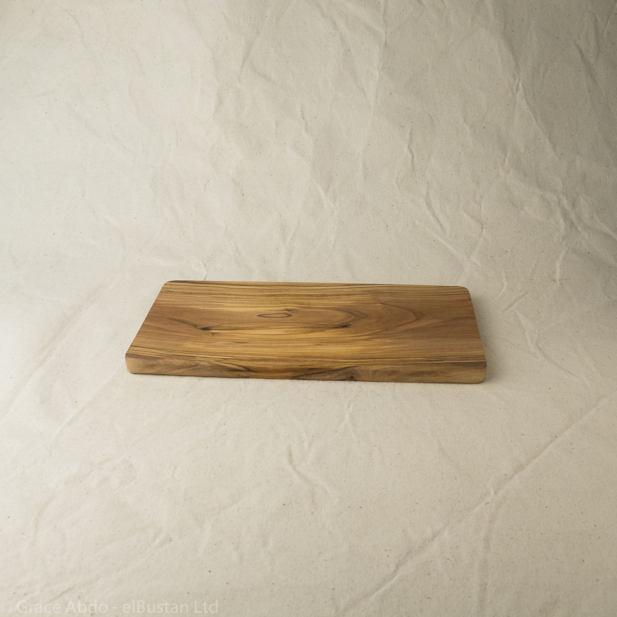 Olive wood cheese board / serving board - Handcrafted in Palestine - product images  of