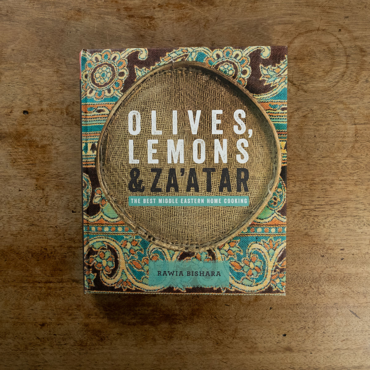 Olives, Lemons and Za'atar: The Best Middle Eastern Home Cooking - Rawia Bishara  - product images  of