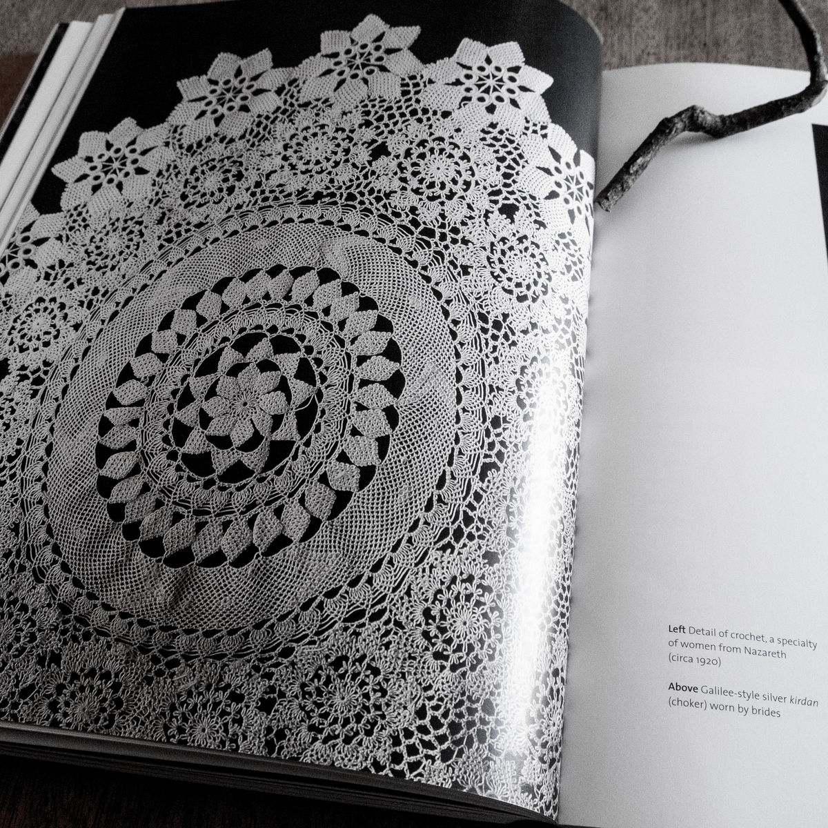 Lace Doily - Handmade in Nazareth - Nasijona - product images  of