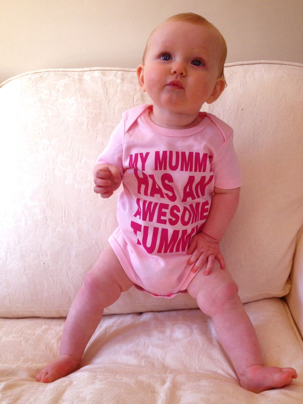 Babygrow - 'Awesome' - product images  of