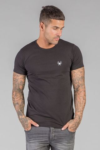 Intense,Rebal,Black,Tee,Intense tee, intense, intense clothing, mens intense, mens tee, tee, t-shirt, intense t-shirt, rebal tee, intense rebal tee, mens fitted tee, rebel