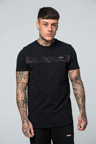 Foray,Crisis,Black,Tee,Foray clothing tee, foray clothing, foray, foray crisis tee, foray black top, foray top, foray t-shirt