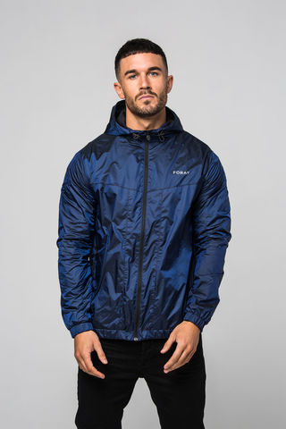 Foray,Asteroid,Windbreaker,Navy,Jacket,foray windbreaker coat, jacket, coat, foray jacket, foray coat, foray hoodie, foray clothing, foray navy, foray clothing navy