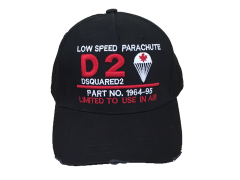 Dsquared2,Parachute,Patch,Cap,Black,Dsquared cap, dsquared patch cap, dsquared navy cap, dsquared hat, dsquared2 cap, dsquared2 patch cap, dsquared2 navy cap, dsquared2 hat, fuck all but the flag, black dsquared cap, black dsquared2 cap
