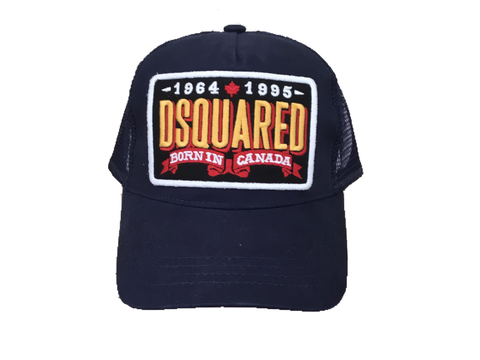 Dsquared2,Trucker,Cap,Navy,Dsquared cap, dsquared patch cap, dsquared navy cap, dsquared hat, dsquared2 cap, dsquared2 patch cap, dsquared2 navy cap, dsquared2 hat, fuck all but the flag, black dsquared cap, black dsquared2 cap,  trucker cap, dsquared trucker cap, dsquared black tr