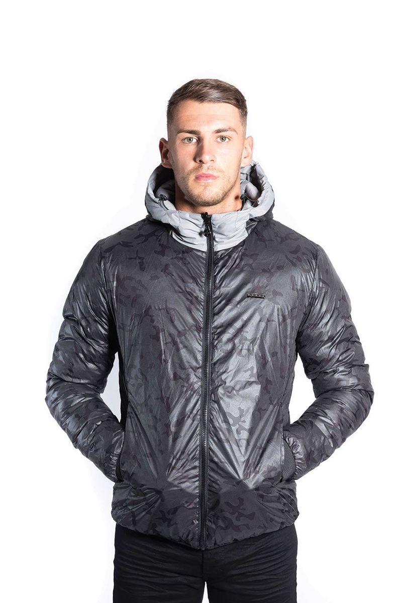 Foray Neptune Black Reversable Jacket Demand Attire
