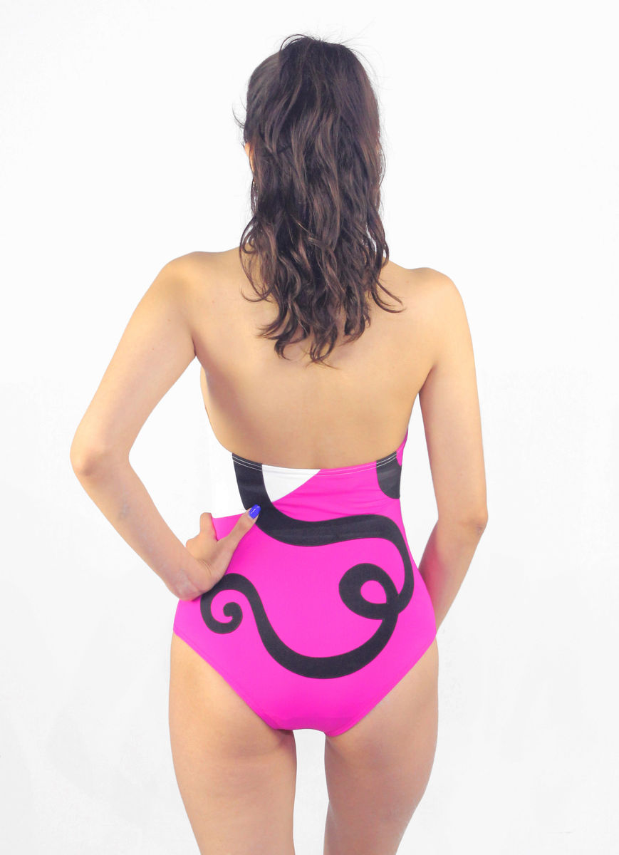 Swirl One Piece - product images  of