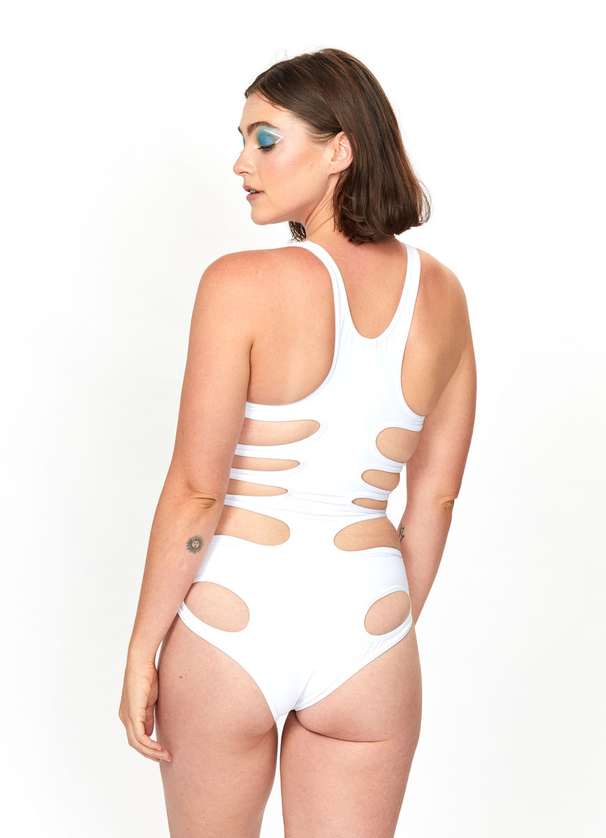 Bones One Piece (White) - product images  of