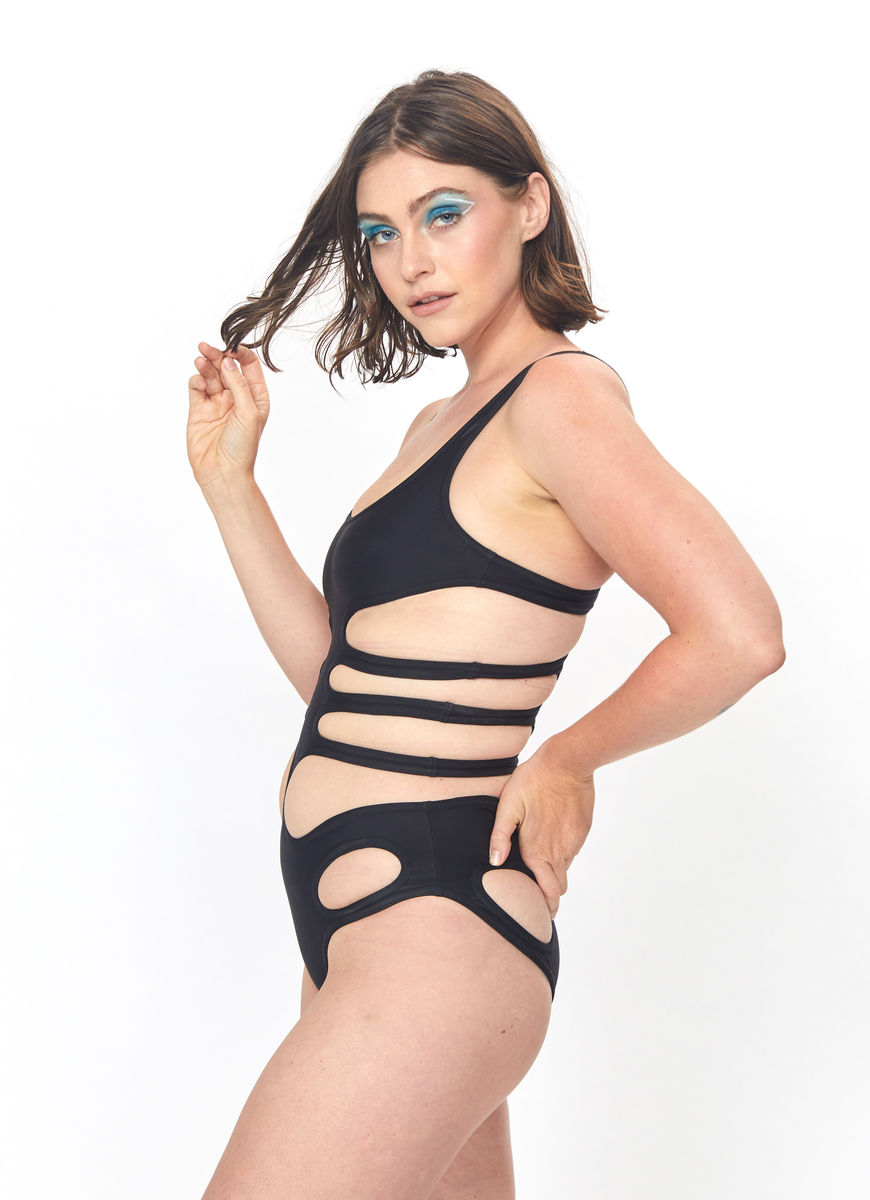 Bones One Piece (Black) - product images  of