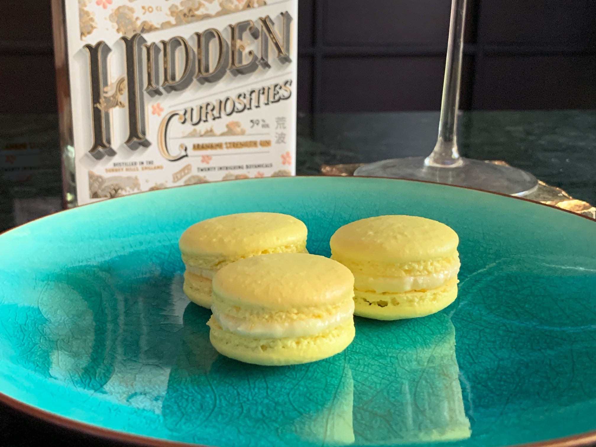 Lockdown Baking: Yuzu & Sansho Pepper Macarons