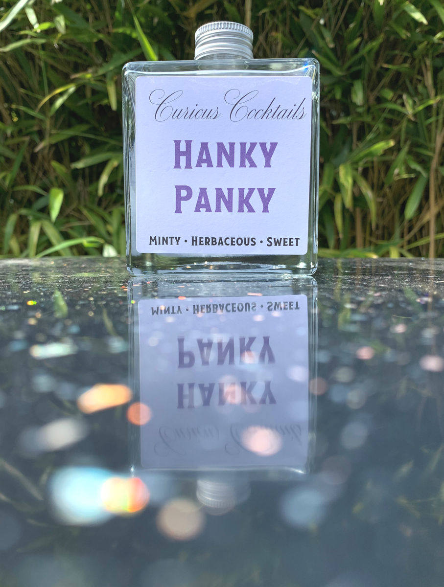 Curious Cocktails: Hanky Panky 500ml - product image