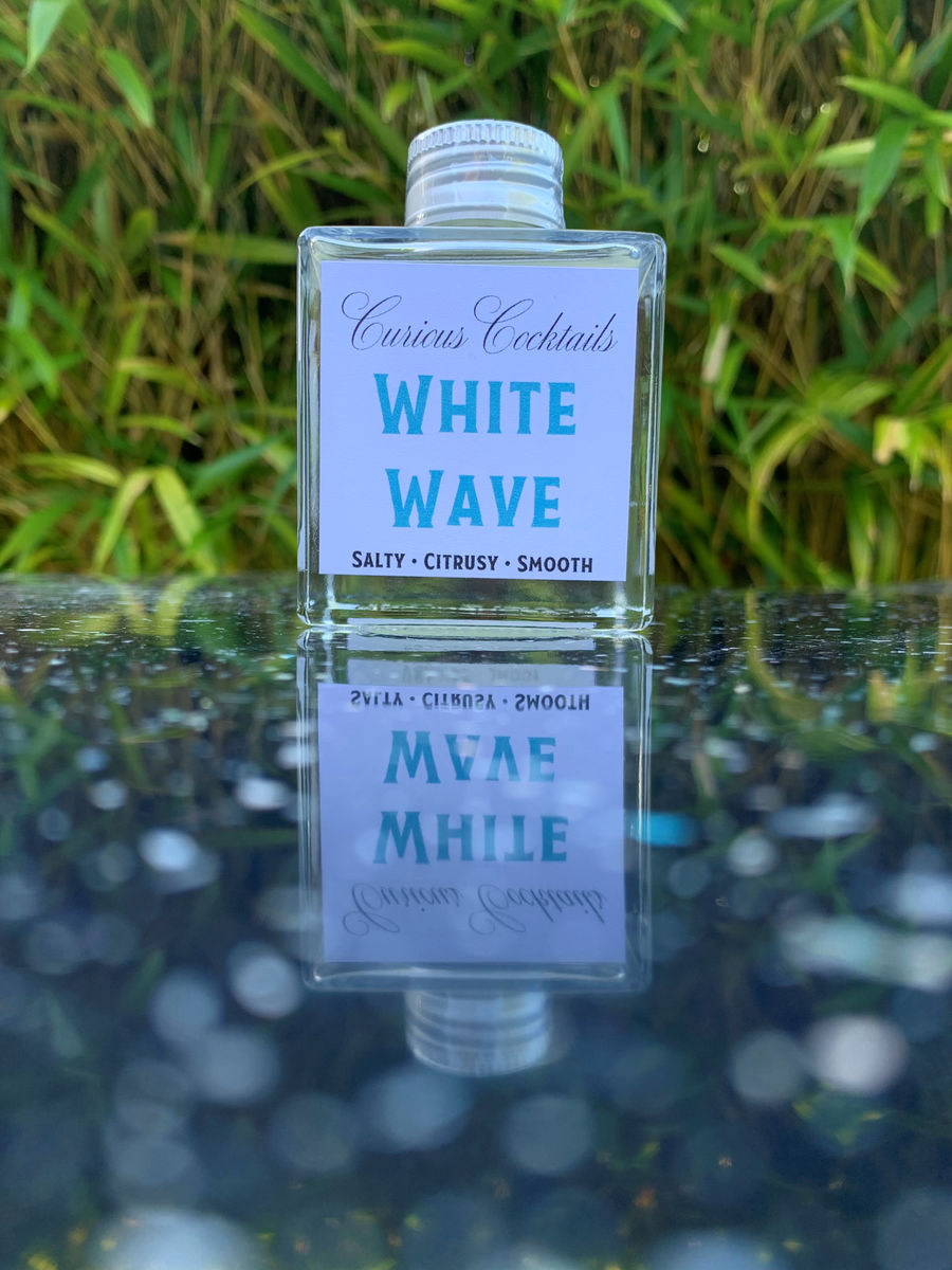 Curious Cocktails: White Wave - product images  of