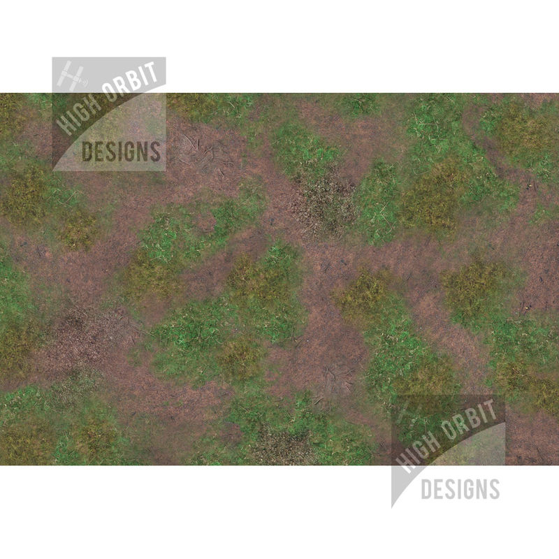 Jungle Floor 6x4 Mat - product images  of