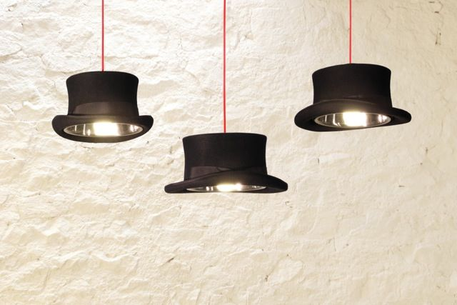 Edward Top Hat Light - product images  of