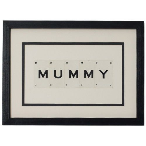 MUMMY Vintage playing card frame - product images  of