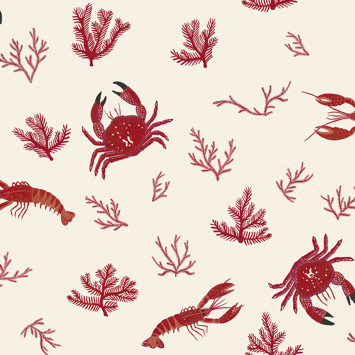 Crustaceos Wallpaper by Coordonne - product images  of