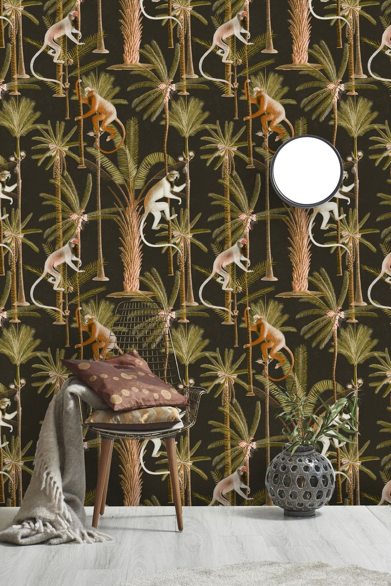 Mind The Gap Barbados Wallpaper - product images  of