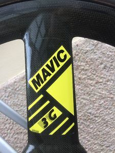 Mavic 3G Wheel Decals - product images  of
