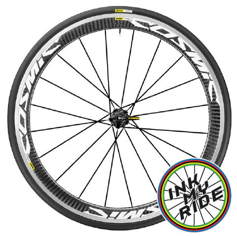 Mavic,Cosmic,SL,Wheel,Decals,MAVIC COSMIC SL WHEEL DECALS autocollants pegatinas adesivi Aufkleber adesivos klistermärken calcomanías