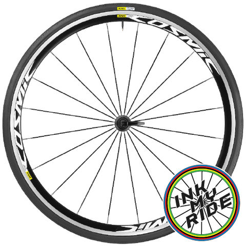 Mavic,Cosmic,Elite,Wheel,Decals,Mavic Cosmic Elite Wheel Decals stickers autocollants pegatinas adesivi Aufkleber adesivos klistermärken calcomanías