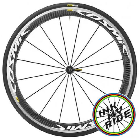 Mavic,Cosmic,Pro,Exalith,Wheel,Decals,Mavic Cosmic PRO EXALITH Wheel Decals autocollants pegatinas adesivi Aufkleber adesivos klistermärken klistermärken