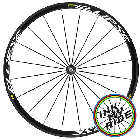 Mavic,ELLIPSE,Wheel,Decals,Mavic ELLIPSE Wheel Decals stickers autocollants pegatinas adesivi Aufkleber adesivos klistermärken calcomanías