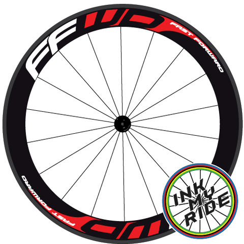 FFWD,Fast,Forward,Wheel,Decals,FFWD Fast Forward F3R F4R F5R F6R F9R DISC Wheel Decals stickers autocollants pegatinas adesivi Aufkleber adesivos klistermärken calcomanías