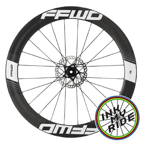 2020,FFWD,Fast,Forward,Disc,Brake,Wheel,Decals,2020 FFWD Fast Forward Wheel Decals stickers autocollants pegatinas adesivi Aufkleber adesivos klistermärken klistermärken