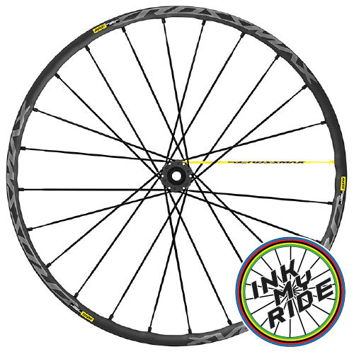 Mavic Crossmax Pro Wheel Decals - product images  of