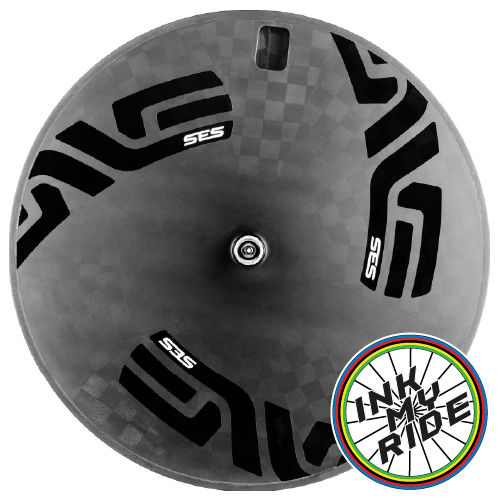 ENVE SES CLINCHER DISC Wheel Decals - product images  of