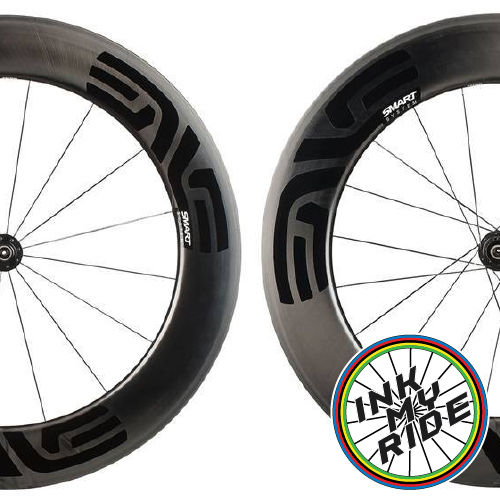 ENVE 8.9 SES Wheel Decals - product images  of