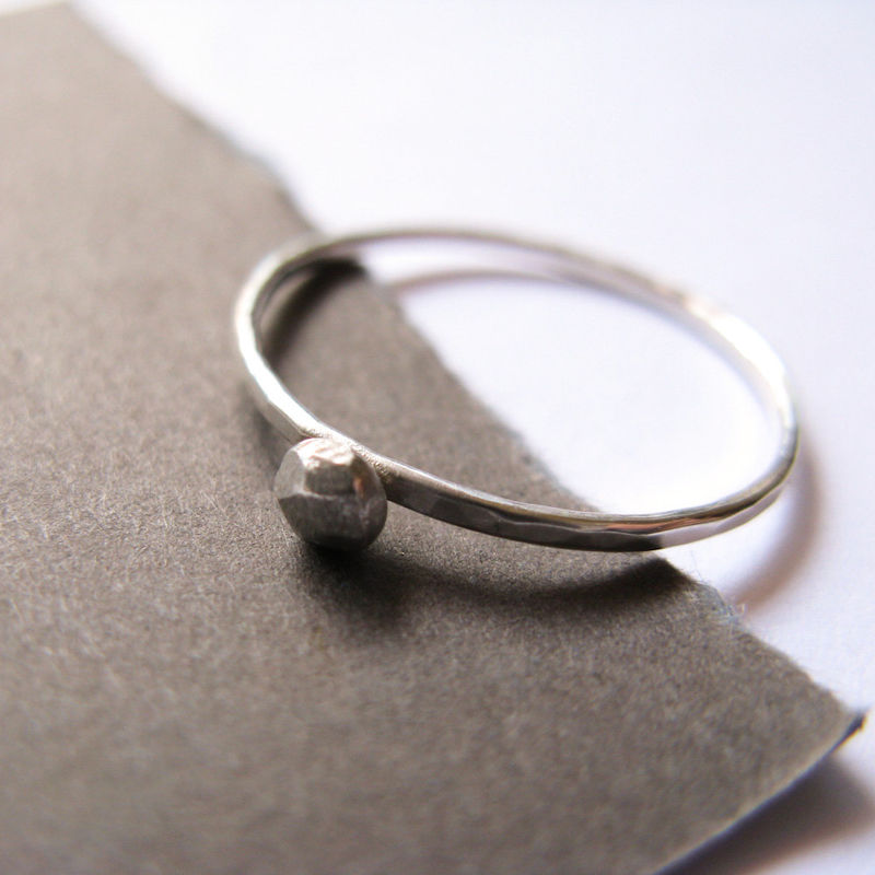 Tiny Rock Ring - product images  of