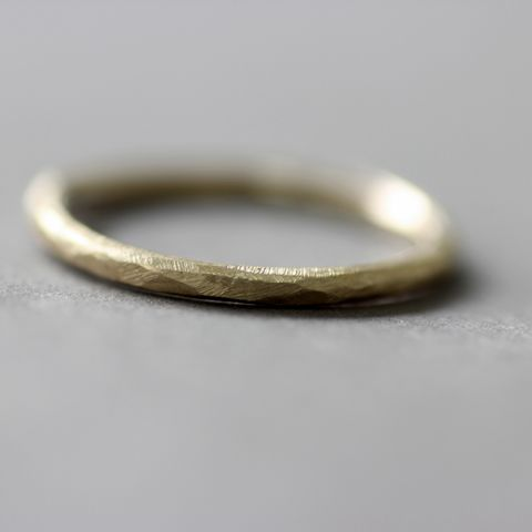 9ct,Gold,Slim,Wedding,Band,Gold wedding ring, slim gold ring,minimalist gold ring, rolling wedding band, Hammered rolling Ring, minimalist gold ring, modern gold ring, unusual gold ring, handmade gold ring, gift for women, handmade jewellery UK