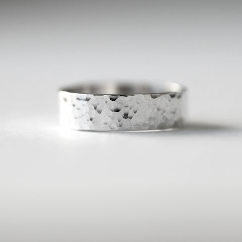 Hammered,silver,ring,hammered silver ring, gift for women, wide silver band, artisan jewelry, handmade jewelry, thumb ring, sterling silver ring