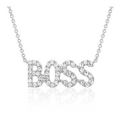 Boss,Necklace