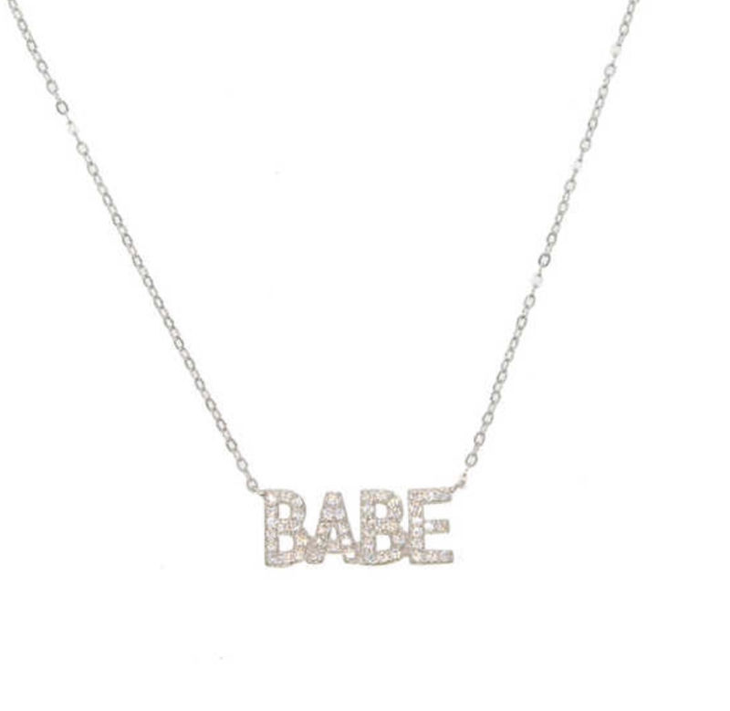 Babe necklace - product images  of