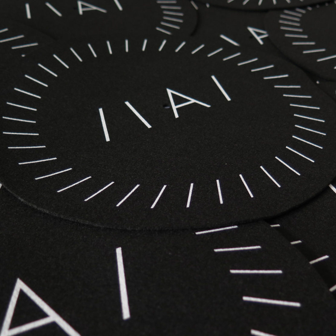 "Limited Edition Inverted Audio 12"" Slipmats - product images  of"