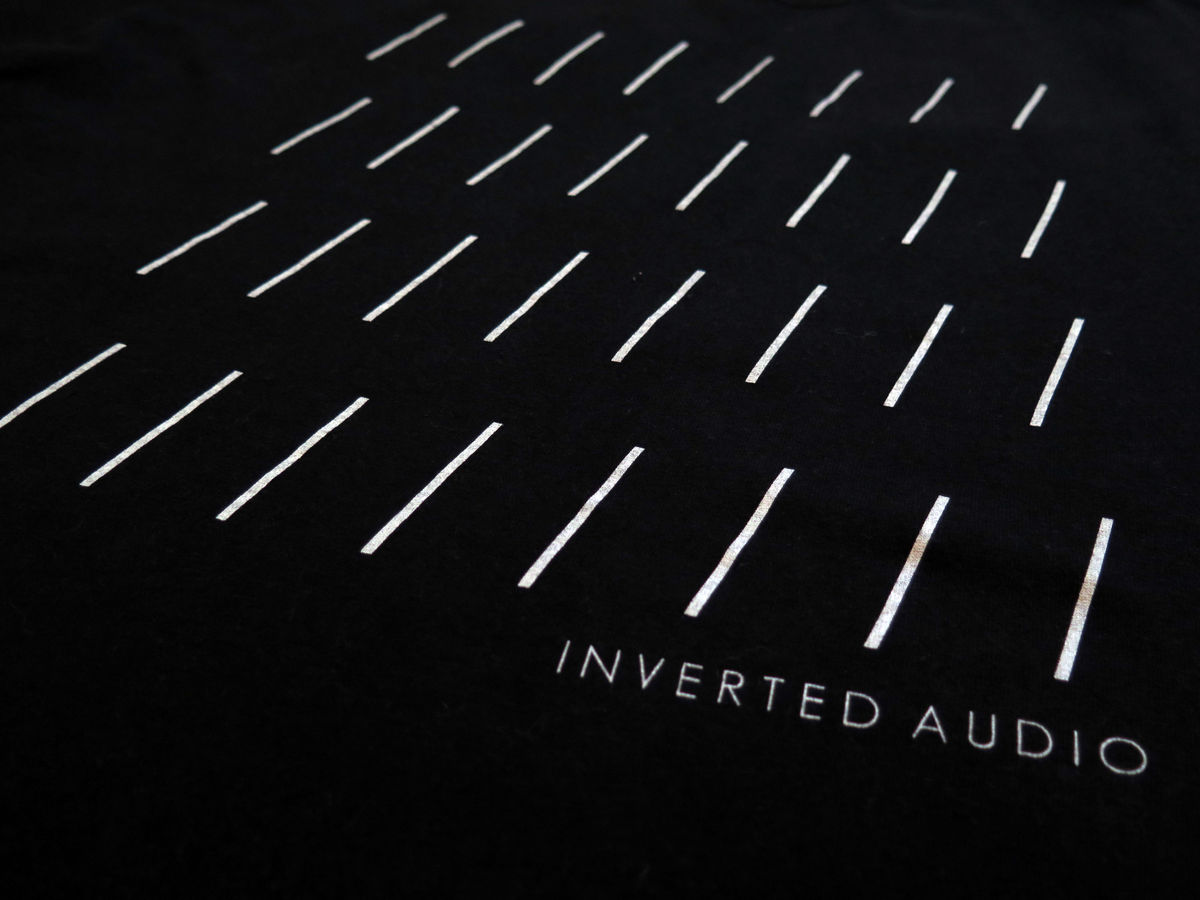Inverted Audio T-Shirt - product images  of