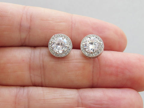 Alicia,Bridal,Earrings,Weddings,Jewelry,bridal_earrings,rhinestone_earrings,crystal_earrings,wedding_earrings,statement_earrings,white_gold_earrings,bridesmaids_earrings,bridesmaids_gifts,wedding_jewelry,CZ_earrings,bridal_stud_earrings,post_earrings,stud_earrings